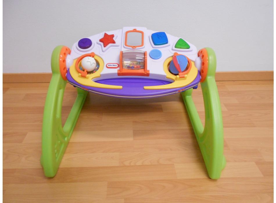 table d 39 activit s 5 en 1 little tikes autres mon. Black Bedroom Furniture Sets. Home Design Ideas